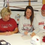 Adamson signs on to play golf at BSU