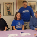 Holt signs on to play golf at Bethel College