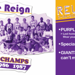 Special invitation: Alumni wanted for Purple Reign-out events at Friday's game