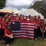 Marion Athletes Competing at the International Children's Games in Australia