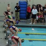 First Semester Swimming Meet Results