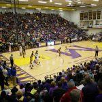 Boys and Girls Basketball Games at Richmond