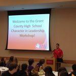 Student-Athletes Attend Leadership Workshop