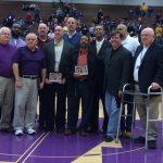 Marion wins in overtime as 1985 Hall of Fame team watches