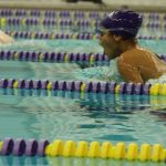 Swimmers Advance to Saturday Competition