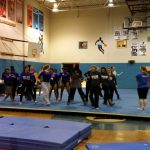 Marion Wins Gymnastics Meet