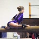 Murphy Second in All-Around at Marion Gymnastics Invite