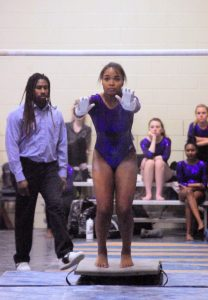 Gymnastics – 2015 Bars