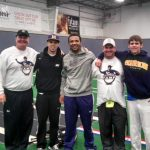 Giants Participate in College Prospect Camp