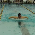 Swimming Teams Defeat Wabash