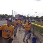 Baseball Team Opens at Home