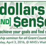 "Panelists Announced for ""Dollars & Sense"" Seminar"