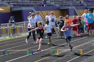 Champions Together: Little Feet Meet 2016