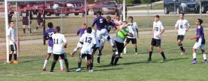 Boys Soccer: IWU friendlies (July 2016)