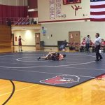 Varsity Wrestling beats Blackford