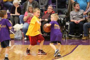 IMG presents: Boys & Girls Club vs. YMCA basketball