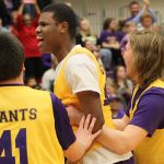 Unified Basketball game ends with buzzer beater