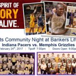 Pacers' Purple Reign night is this Friday (2/24)!