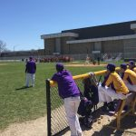 Varsity Baseball falls to Richmond High School 10-3