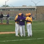 Varsity Baseball beat Muncie Central 4-3 on a walk-off hit!