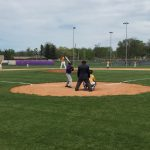 Varsity Baseball beat Muncie Central 5-3 in Game 2