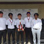 Boys Varsity Golf finishes 1st place @ Eastbrook Invite