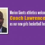 Marion names Jordan new girls basketball coach