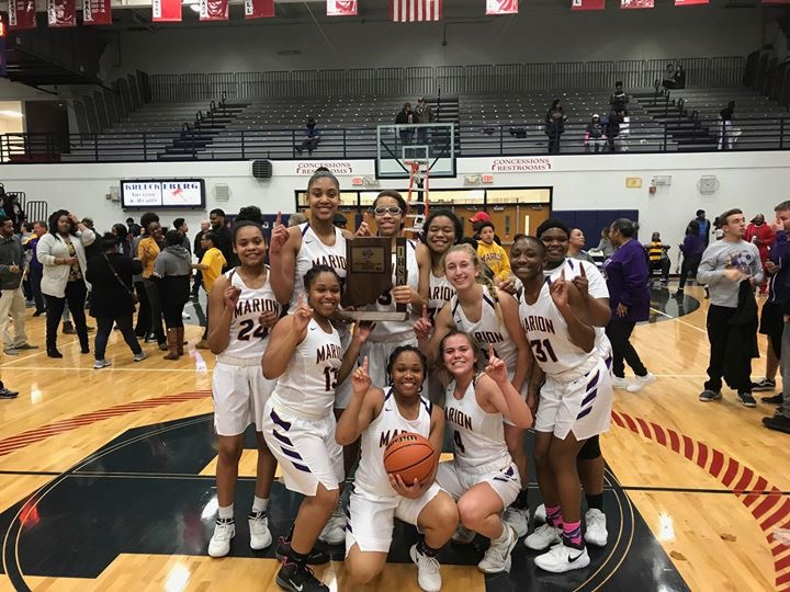 Giants girls basketball team brings home sectional championship