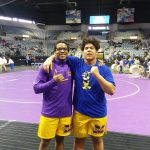 Two Giants headed to wrestling state finals