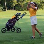 Lady Giant Golf battles Muncie Central/Yorktown