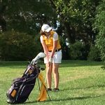 Lady Giant Golf battles Northwestern and Western
