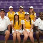 Marion Lady Giant Golf finishes 7th at the NCC Championships