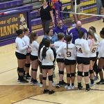 Marion Lady Giants Volleyball Schedule (2019)