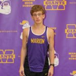Marion Giant Boys and Girls XC teams compete at the New Haven Invitational