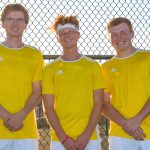 Marion Giant Boys Tennis close out great regular season
