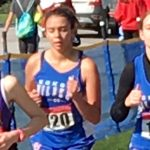 The Marion Giant Boys and Girls XC Teams compete at NCC Championships