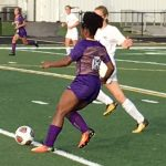 Marion Lady Giant Soccer rolls over Peru