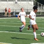 Marion Lady Giant soccer battles Western for the Sectional Championship