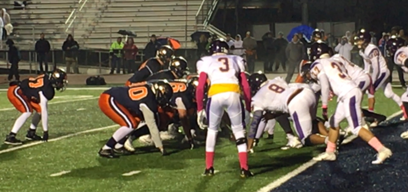 The Marion Giants dominating defense saves the NCC Championship