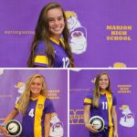 Marion Lady Giant Soccer ALL-NCC 1st team