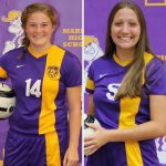 Marion Lady Giant Soccer ALL-NCC 2nd team