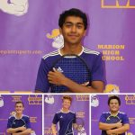 Marion Giant Boys Tennis- ALL-NCC