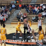 "Marion Lady Giants ""REWIND"" Marion at Wabash (11/11/2017)"