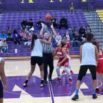 Marion Lady Giants vs Kokomo (Scrimmage 10/25/18)