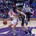 Marion Lady Giants win thriller 36-35