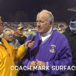 Former Marion Giant Football Head Coach Mark Surface