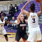 Marion Lady Giants dominate Wabash