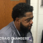 Coach Craig Chambers previews the Semi State Championship game