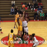 "Marion Lady Giants ""REWIND""…Marion vs Anderson 11/28/2017"