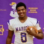 Marion Giants named to AP All-State 4A Football Team
